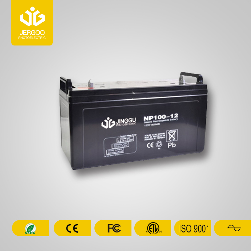 Long Service Life VRLA Storage Battery PV System series