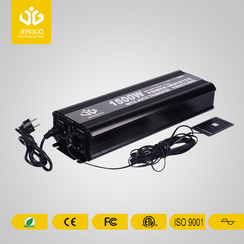 Pure sine wave high power inverter for RV1500W
