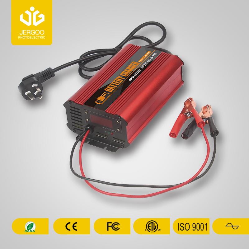 JGCH Fully Automatic Battery Charger