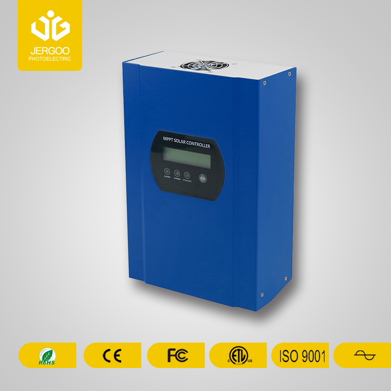 JG-M20A~60A MPPT Solar Charge Controller System