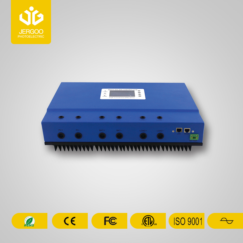 JG-M80A~100A MPPT Solar Charge Controller System